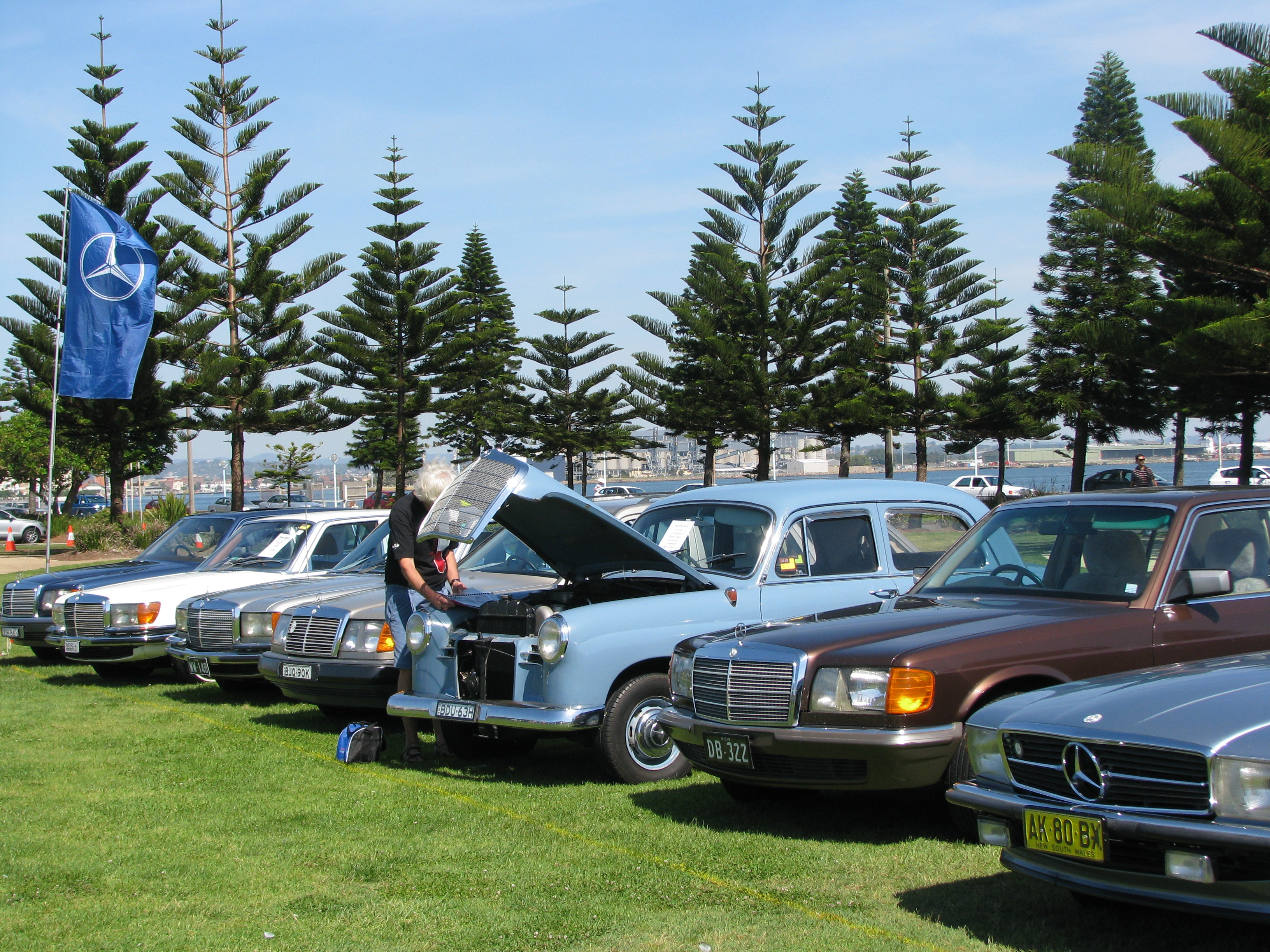 Mercedes club nsw